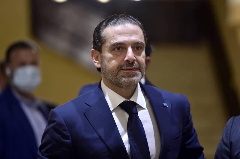 去年10月獲任命為黎巴嫩總理的哈里里(見圖),在歷經9月後仍無法組建政府,今(15)日請辭下台。(歐新社)