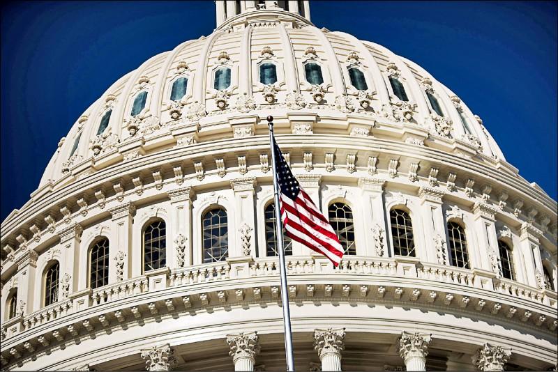 美國眾議院外委會通過重大抗中法案「確保美國全球領導地位及參與法案(EAGLE Act,簡稱『老鷹法案』)」。(法新社)