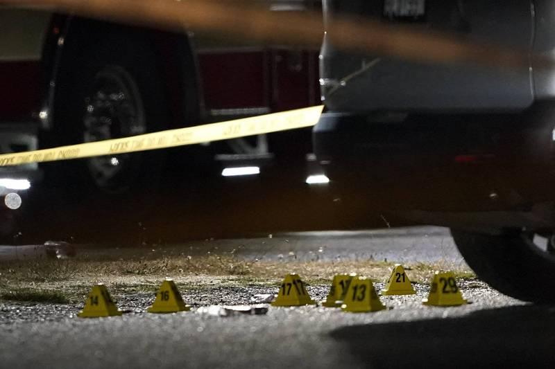 美國華府16日晚間驚傳槍響,造成一名6歲女童喪生,5名成人受傷。示意圖。(美聯社)
