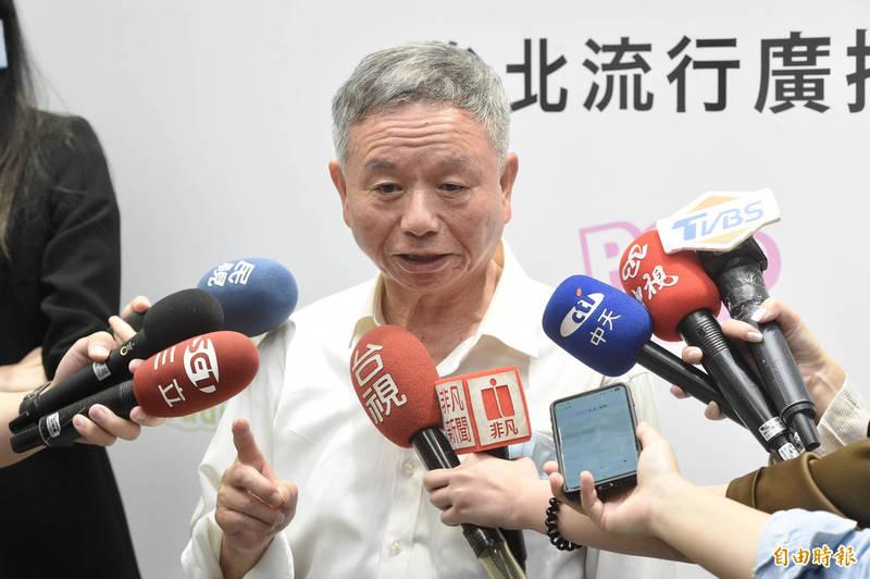 前衛生署署長楊志良。(資料照)