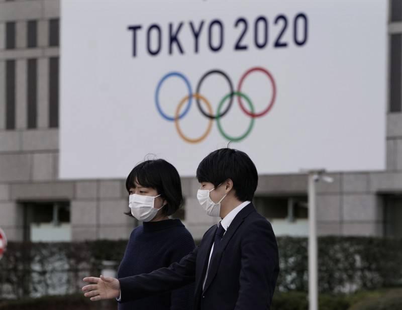 日本東京奧運將於7月23日開幕。(歐新社)