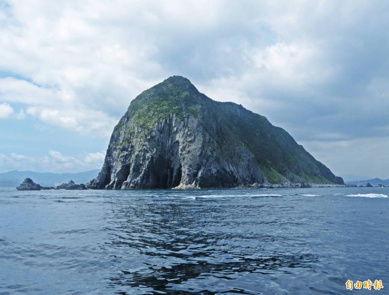 基隆嶼將延至26日才開放登島。(資料照,記者盧賢秀攝)