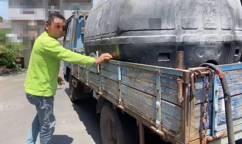 巫姓加水站業者抽取地下水冒充山泉水販售,3年內不法獲利681萬元,依違反食安法遭彰化地檢署起訴。(民眾提供)