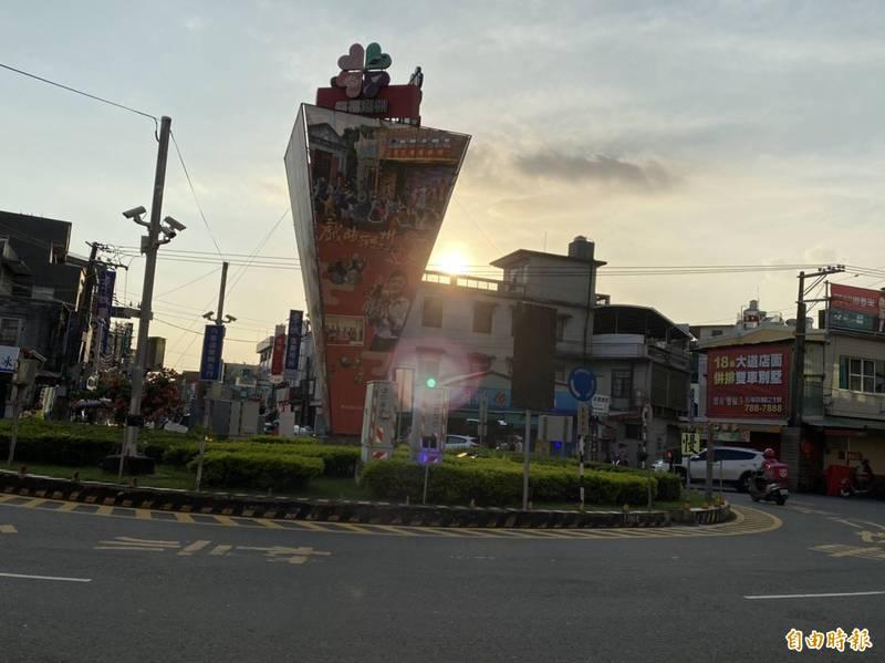 屏東潮州燒冷冰圓環要科技執法了!鎮內3大車禍熱點將攝影取締違停