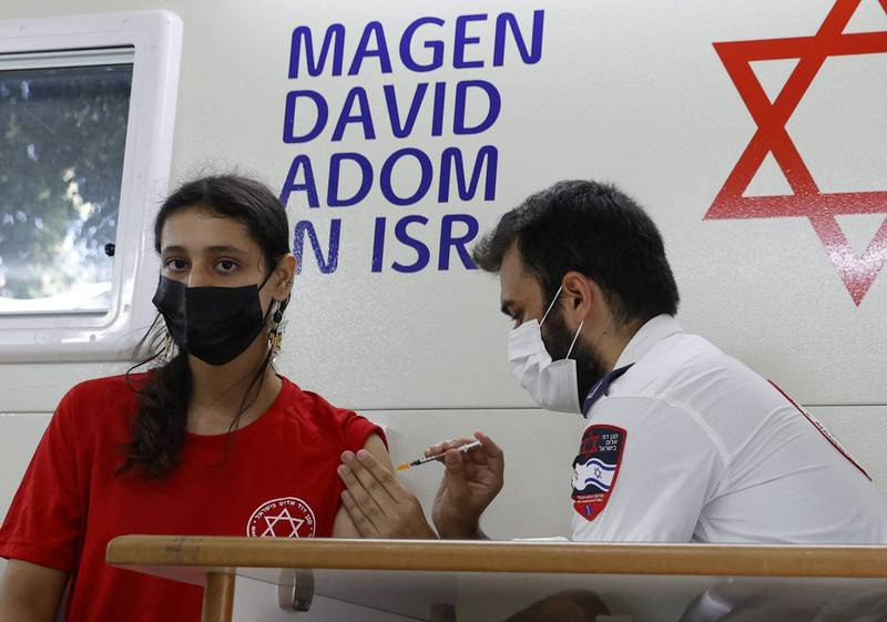 Delta引爆第4波疫情 以色列「綠色通行證」重新上路