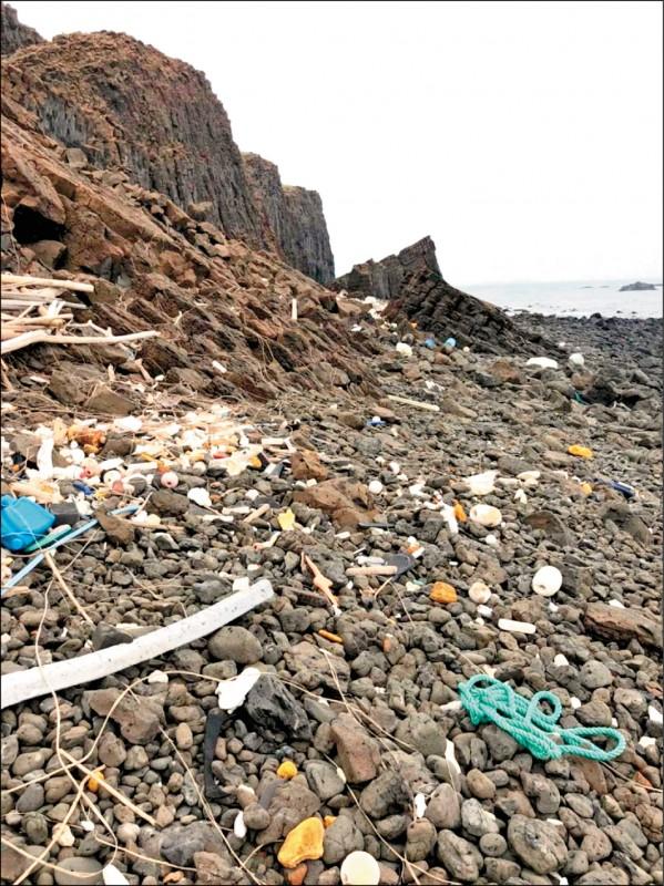 廠商發出澎湖南方四島徵「島主」廣告,招募8人前往東吉嶼清理海洋廢棄物。(海管處提供)