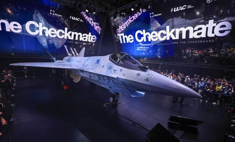 軍武新知》俄羅斯最新五代戰機超便宜!單價7億至8.4億