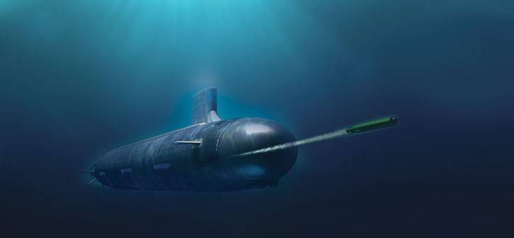 軍方傳出訊息,美方為強化台灣潛艦打擊戰力丶售台的46枚MK-48 Mod6 AT重型魚雷,原訂是在2028年前全數完成交貨,基於敵情威脅日增等考量,軍方計畫與美方洽商,將每年排定以數枚重型魚雷的交貨期程,時間能夠都往前移,每批重型魚雷交貨數量也增加,期望在2026年全數完成。圖為MK48 MOD6 AT重型魚雷射擊模擬示意圖。(圖:擷取自美國雷神公司網站)