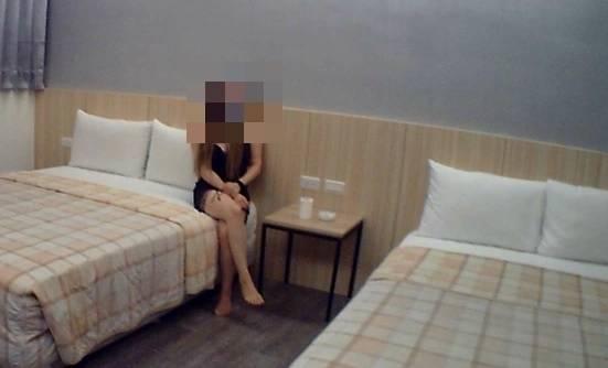 33歲越南籍女子以依親為由來台,卻從事性交易服務。(民眾提供)