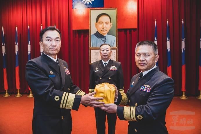 潛艦國造要角 高嘉濱中將因「生涯規劃」月底退伍