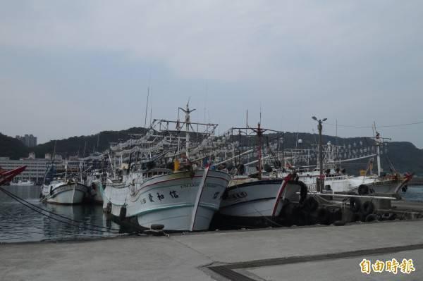 陳姓等3中國漁工溜上岸喝酒,警臨檢小吃店意外查獲,基隆地檢署偵結將3人全部起訴。(資料照)