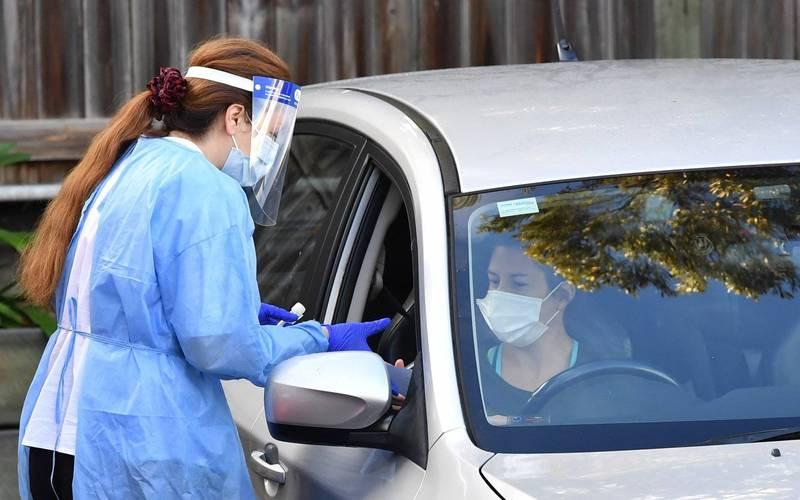 英国国家统计局21日表示,英国成年人中约6.2%受武汉肺炎长期慢性症状所苦,人数约320万人。(欧新社)(photo:LTN)
