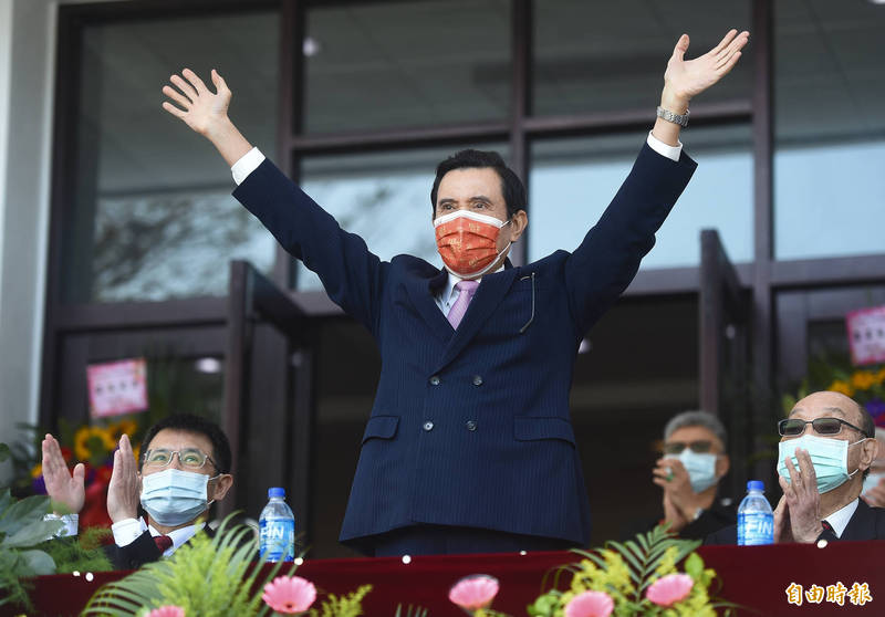 中國河南省連日暴雨釀成洪災,前總統馬英九(見圖)在臉書表達慰問,同時提到2008年汶川大地震捐款,立刻被網友痛罵「果然有機會舔你就會出現了」。(資料照)