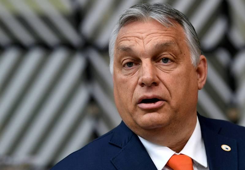 匈牙利總理奧班(見圖)昨在臉書粉專發布一段影片表示,將舉公投詢問公民5個問題,其中涵蓋「是否支持項兒童宣傳性取向內容,他敦促民眾投下『否決』選票」。(路透)