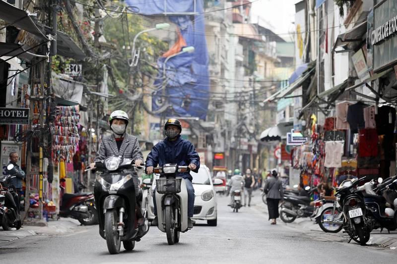 越南單日增逾6000本土病例 創新高紀錄