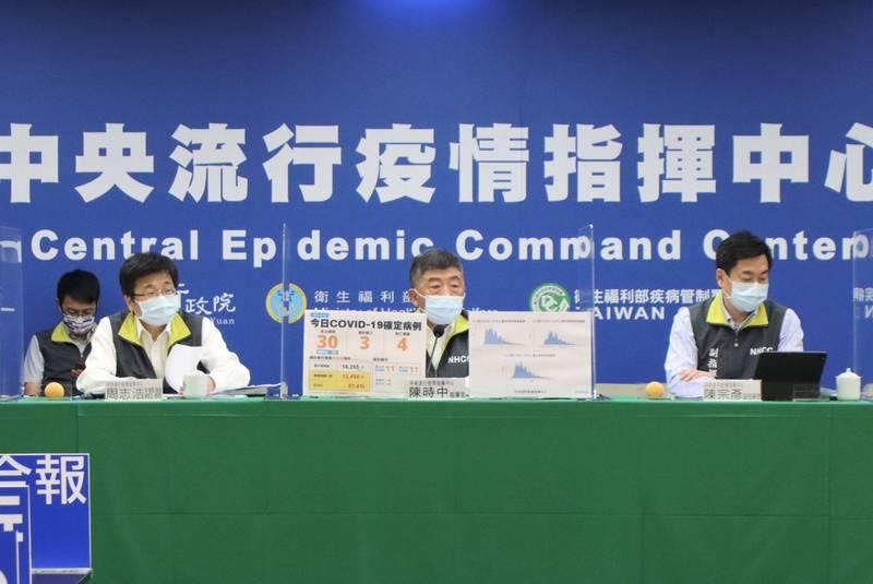 中央流行疫情指揮中心著手準備各項解封措施,今天也公布失智據點指引。(指揮中心提供)