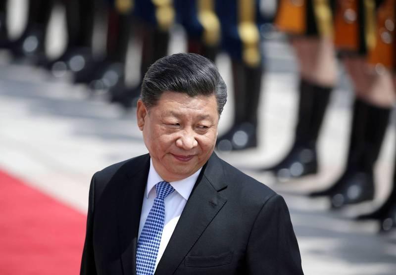 中國國家主席習近平傳出到西藏拉薩視察。(路透資料照)