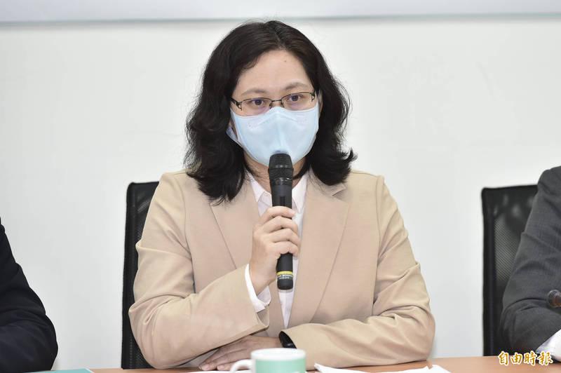 民眾黨立委賴香伶爆料,高端今天原本邀立法院衛環、國防2委員會立委參訪,但除了她無人報名。(資料照)