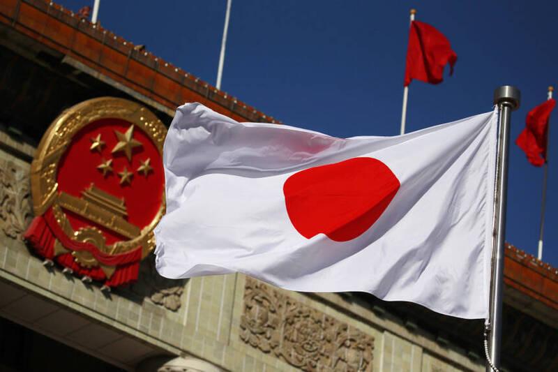 日本駐澳大使山上信吾指出,日中關係沒有比澳中關係好多少。(歐新社)