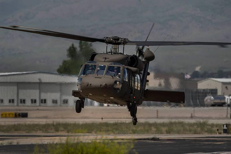 美國陸軍國民警衛隊將於本月底接收首架升級數位版的維克多型(Victor-model)黑鷹直升機,有望精簡士兵訓練流程,提升換裝效率。(圖翻攝自愛達荷州陸軍國民警衛隊官方臉書)