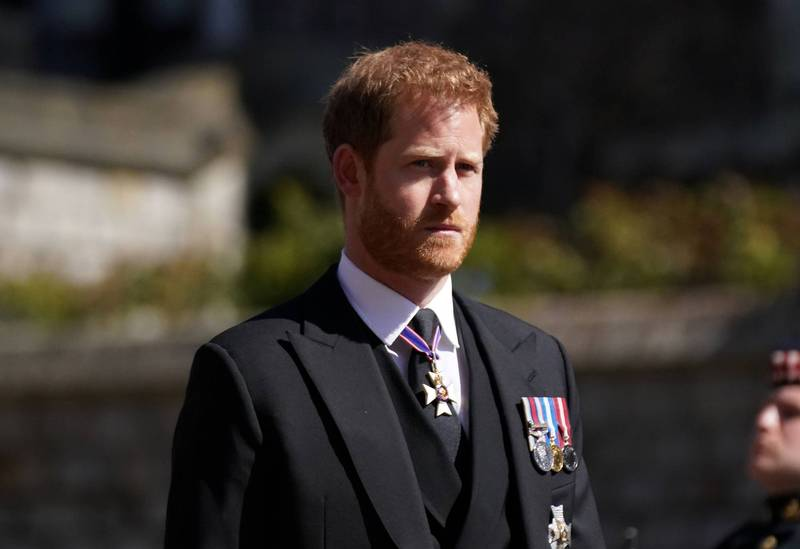 哈利王子遭爆料總計會出版4本書,且簽約金額高達2900萬英鎊(約新台幣11.2億元)。(路透)