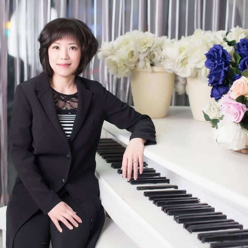 新北市議員唐慧琳罹癌過世,政壇人士紛紛發文哀悼。(圖擷取自唐慧琳臉書)