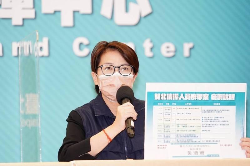 台北火車站爆發群聚感染,清潔工陸續染疫,台北市政府啟動北車專案,目前有4清潔員及3相關家人確診。(台北市政府提供)