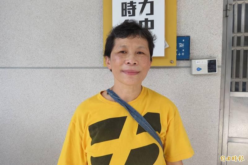 時代力量黨主席、立委陳椒華(見圖)稱ACIP委員多是小兒科醫師,懷疑「你們懂免疫橋接?你們懂混打?」。發言引起兒科醫師反彈。(資料照)