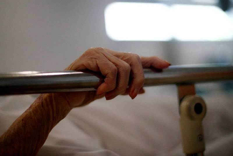 阿散蒂年僅18歲卻擁有144歲的老身體,最終因心臟衰竭離世。示意圖。(路透)