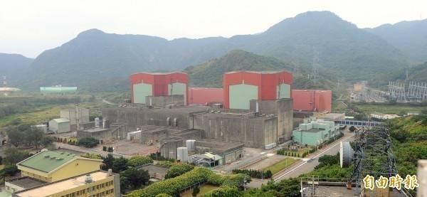 核二廠。(資料照)