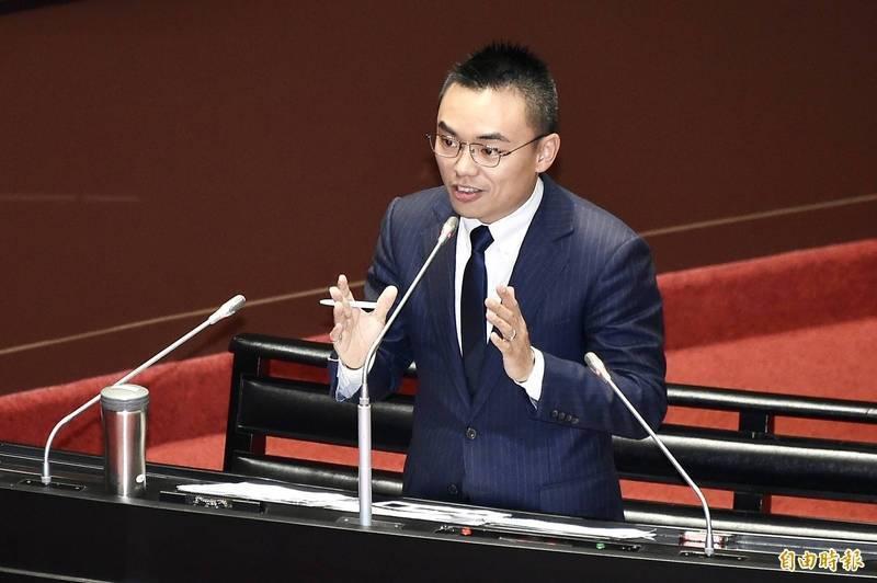 國民黨立委洪孟楷批評,紓困不是用喊的,重點在於救急、即時發放,領得到才是好紓困。(資料照)
