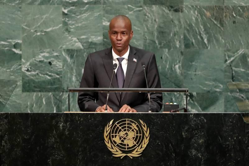海地總統摩依士(Jovenel Moise)日前遭暗殺喪命,如今《CNN》更獨家取得一份海地警方的官方文件,指出許多調查此案的人員遭遇「死亡威脅」。(歐新社)