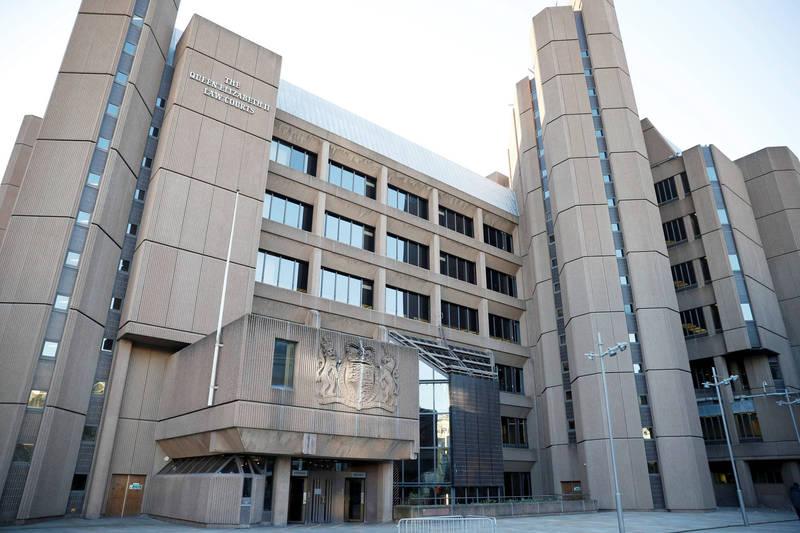 英國78歲老翁諾爾斯曾性侵年幼小女孩高達60次以上,最終於利物浦刑事法庭(Liverpool Crown Court)被判入獄25年。圖為利物浦刑事法庭。(路透)