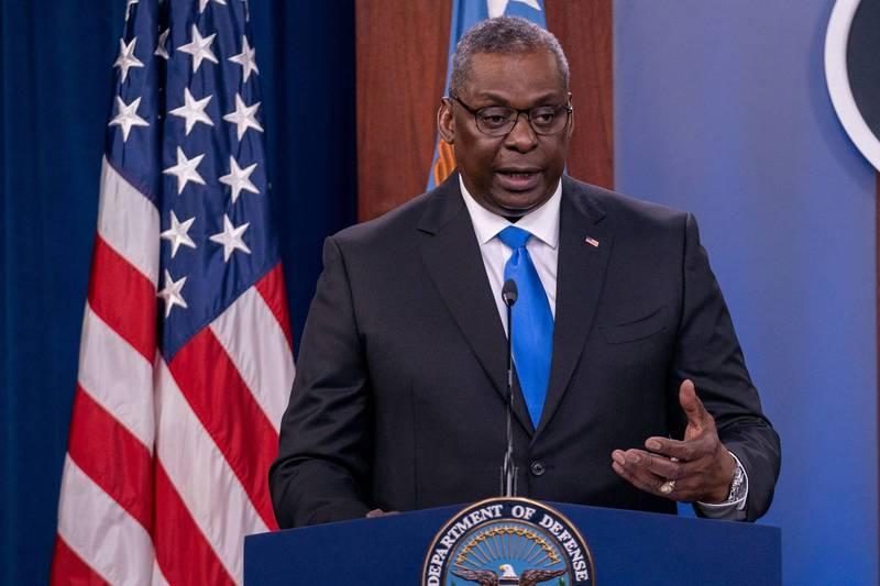 美國國防部長奧斯汀前往東南亞訪問,此行目的在於強化雙邊夥伴關係及抗中。(路透)
