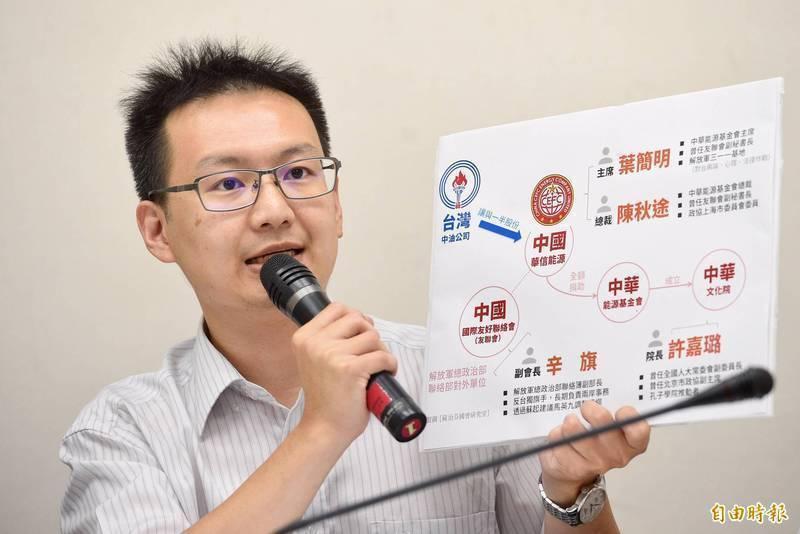 針對捷克政府宣布將捐贈台灣3萬劑武漢肺炎一事,台灣基進新聞部副主任陳子瑜認為,此舉象徵「我們不只是台灣人與捷克人,更是自由人,不只是要捍衛生命健康,更是要捍衛意志與民主。」(資料照)