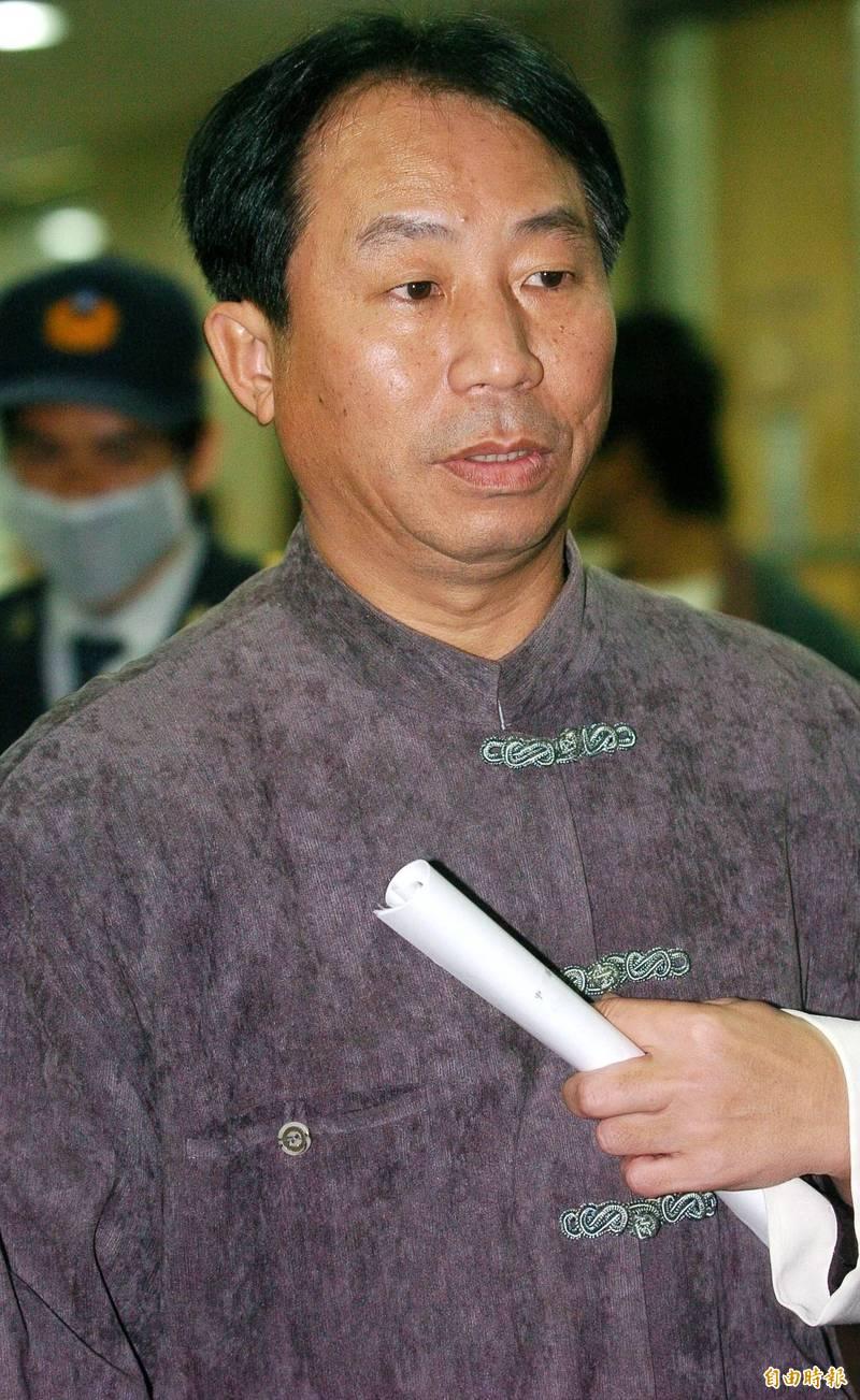 台南高分院對涉猥褻女友之女兒的盧照琴,仍依強制猥褻罪判他10月徒刑。(資料照)