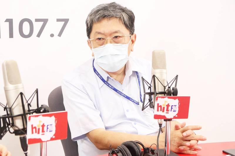 ACIP召集人、台大醫院小兒感染科醫師李秉穎今(28日)親自上線解釋為甚麼兒科醫師這麼懂疫苗。(資料照)