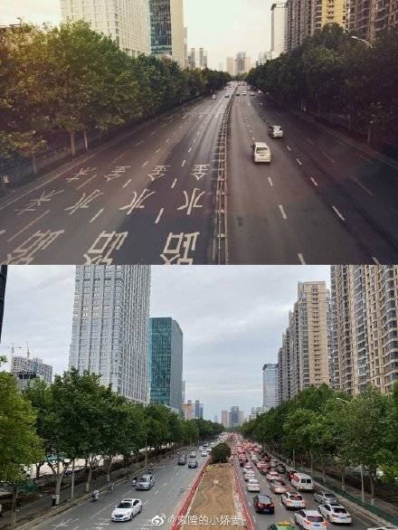 中國網友控訴,河南暴雨之後,各地都在積極搶險救災,鄭州市政的第一動作卻是在主幹道修花壇,不僅讓道路變得更狹窄,也枉顧萬千受災百姓,就為了圖利廠商。(圖擷取自微博)