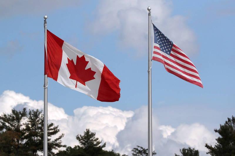 加拿大邊境人員計畫在重開美加邊境前發動罷工。(路透)