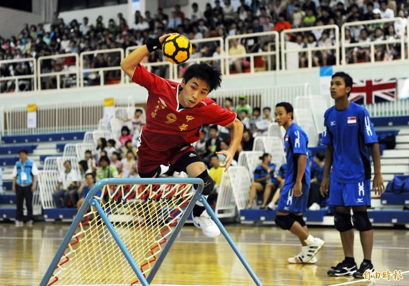 台灣的巧固球代表隊經常在國際賽事名列前茅。(資料照)