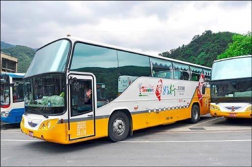 配合施行防疫措施停駛近2個半月的「台灣好行」觀光巴士南庄線,將於8月1日恢復各班次行駛。(資料照)