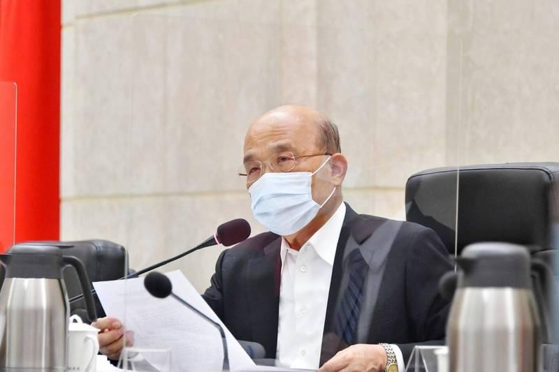 蘇貞昌:調查局勾結黑幫,天理難容!