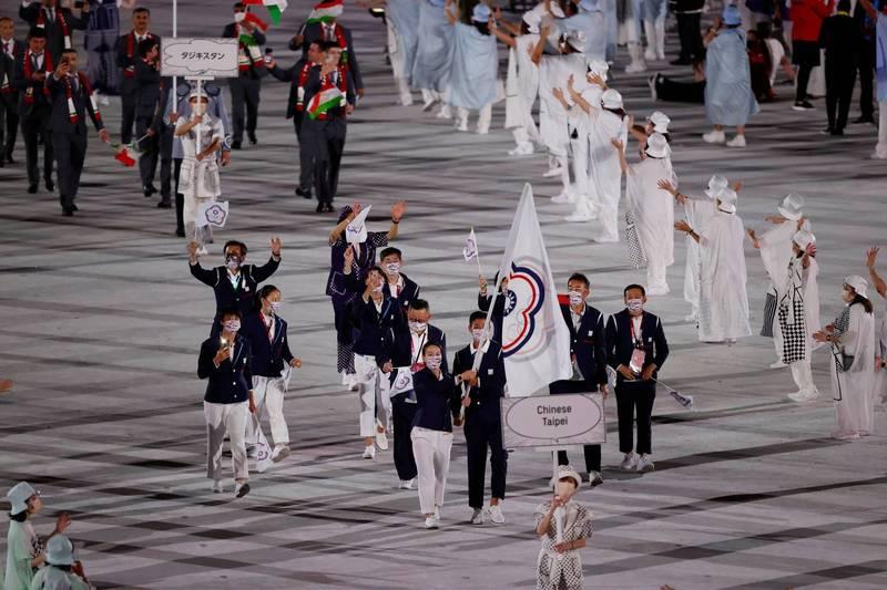 非國名奧運隊 外媒:中華台北讓人困惑