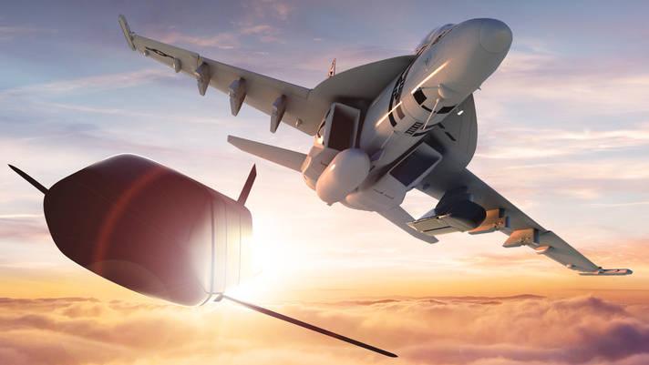 英國貝宜系統公司(BAE Systems)日前宣布,該公司拿下洛克希德馬丁公司合約,價值1.17億美元(約合新台幣32.7億元),將為遠程反艦飛彈(LRASM)生產新一代的飛彈尋標器。(翻攝自貝宜系統官網)