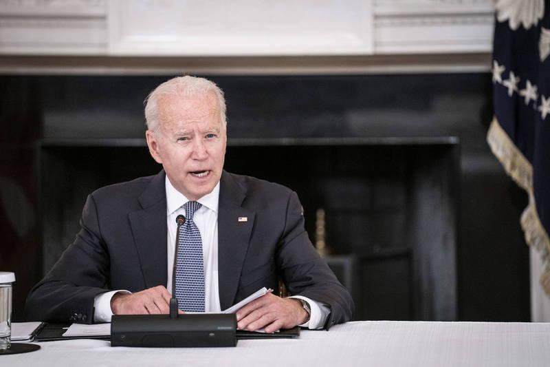 美總統拜登擴大對古巴政府制裁。(歐新社)