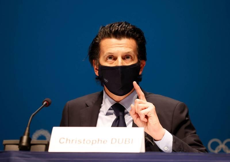 國際奧會執行部主任杜比打包票保證。台灣和香港能順利參加明年在北京舉辦的冬奧,不受政治干預。(路透)