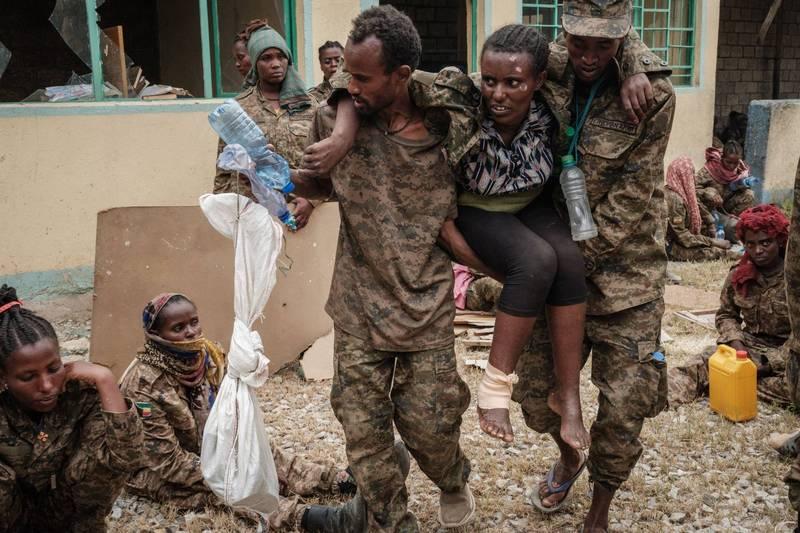 河上惊见40多浮尸 苏丹官员:显然是想逃离衣索比亚战区