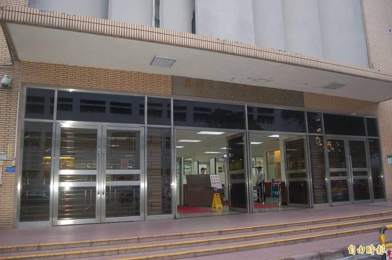 高院認為于維智有逃亡之虞,仍裁定自本月5日起延押2個月。(資料照)