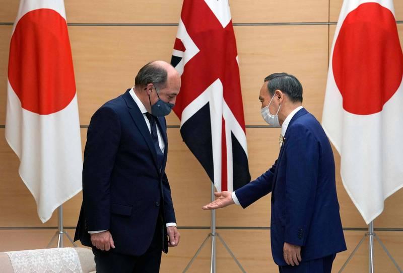 英国将在印太常驻2军舰 北韩抗议:挑衅