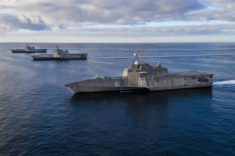 军情动态》仅服役11年 美国海军独立号滨海作战舰提前除役